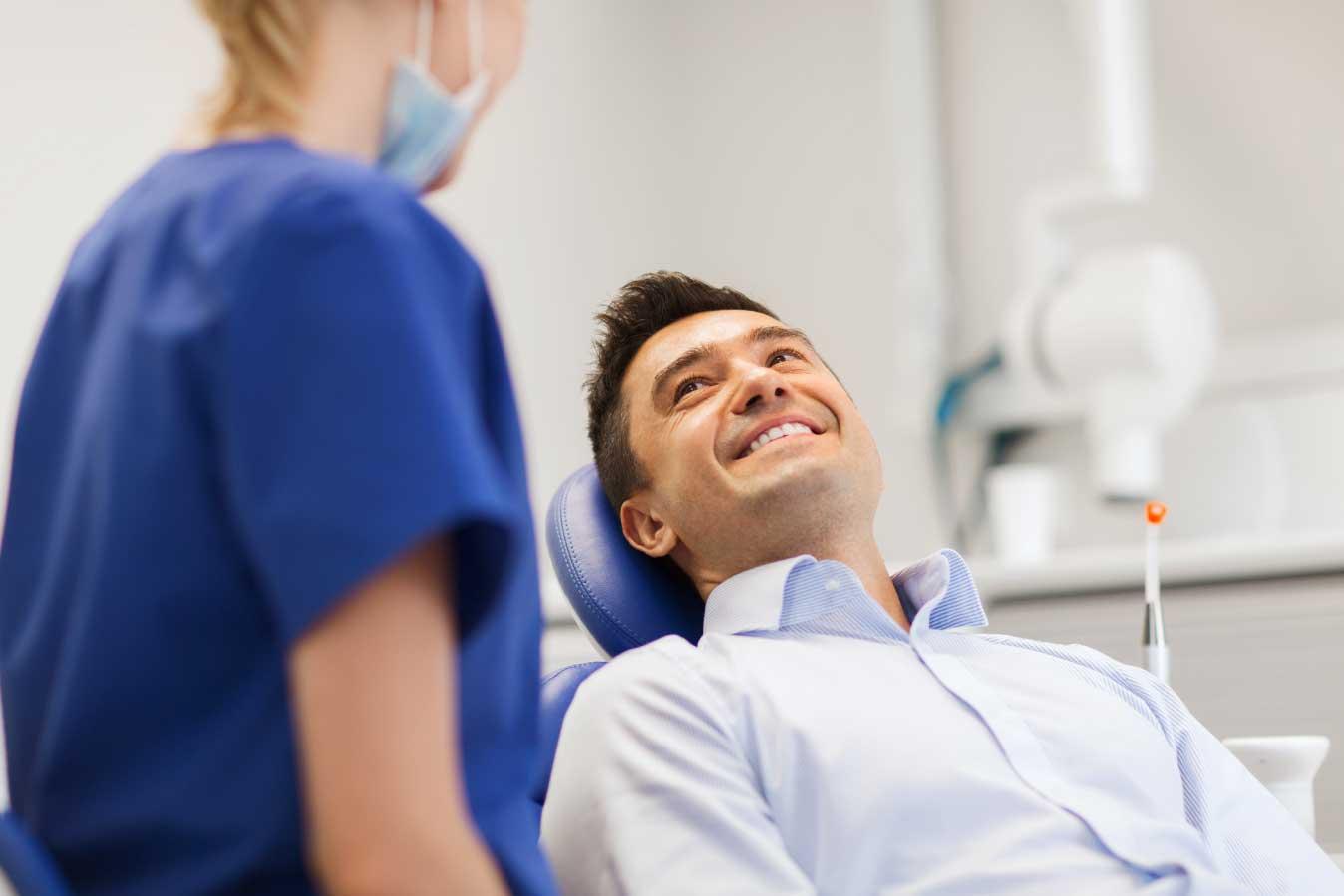ho paura del dentista